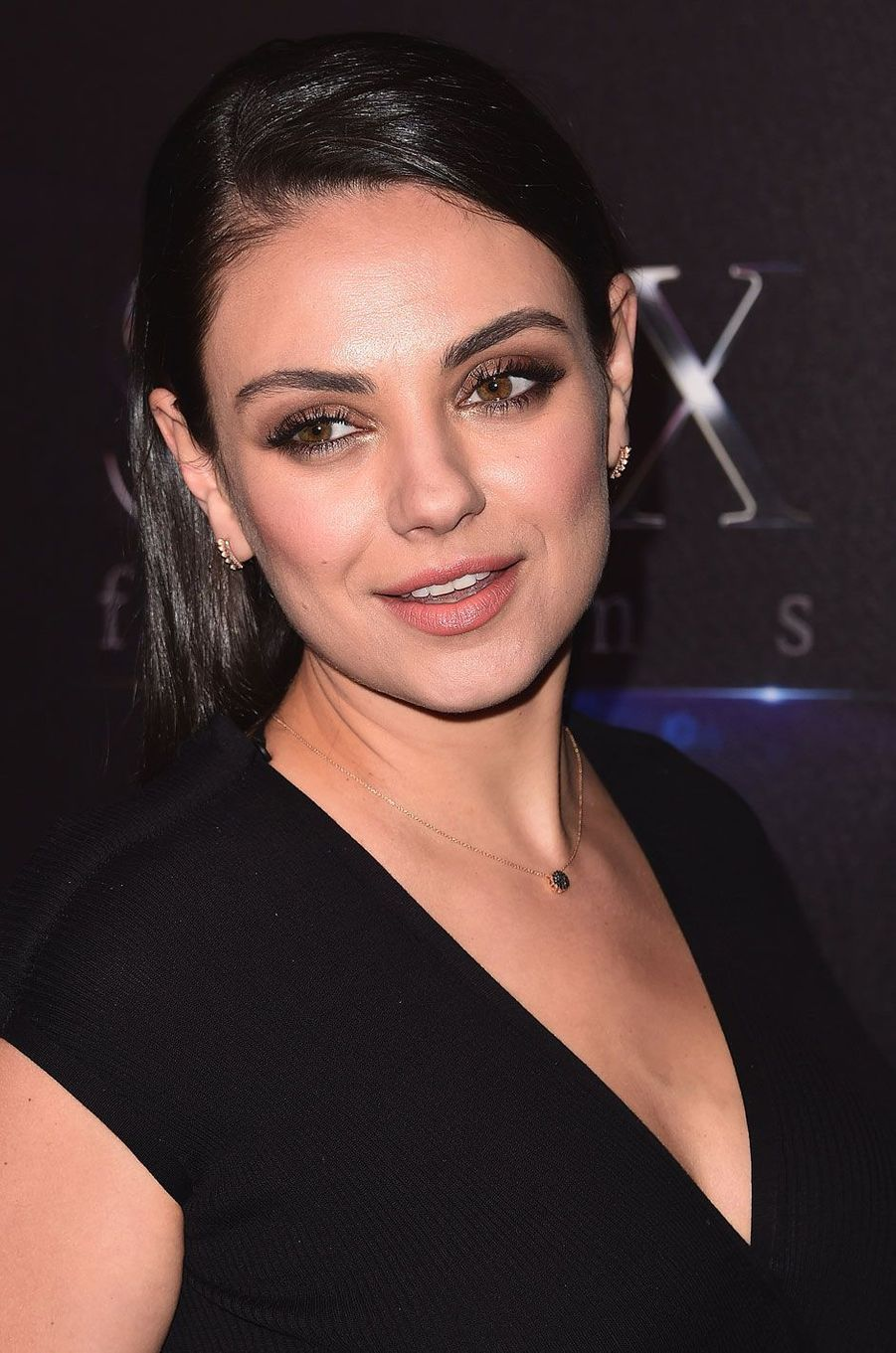 L'actrice Mila Kunis.