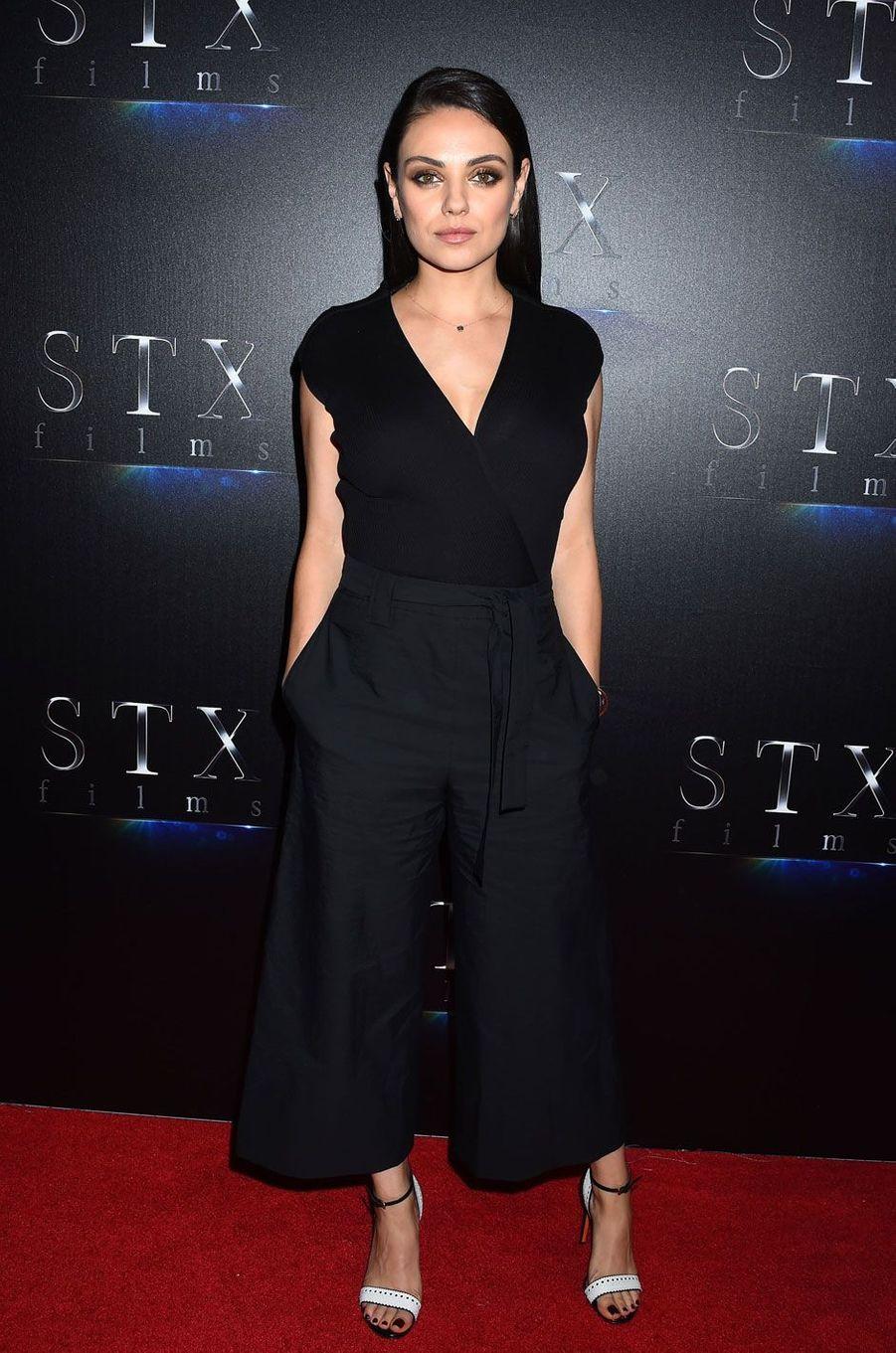 Mila Kunis à Las Vegas