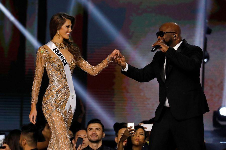 Iris Mittenaere est la nouvelle Miss Univers.