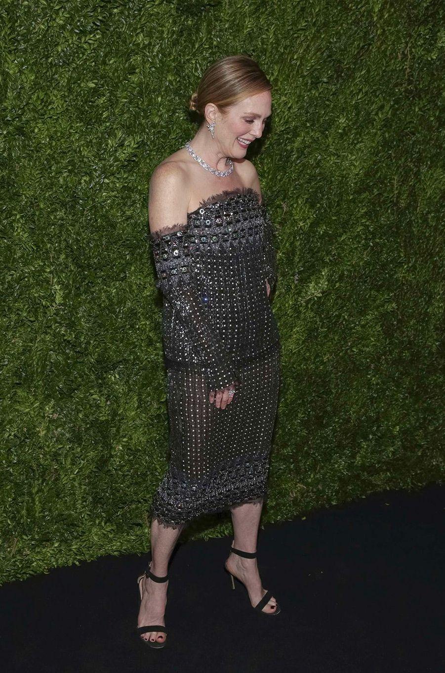 Julianne Moore au MoMA