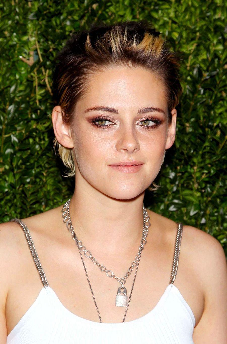 Kristen Stewart au MoMA
