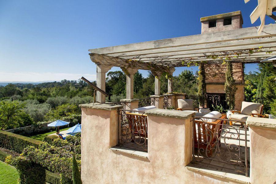 La maison acquise par Meghan Markle et le prince Harry à Montecito en juin 2020
