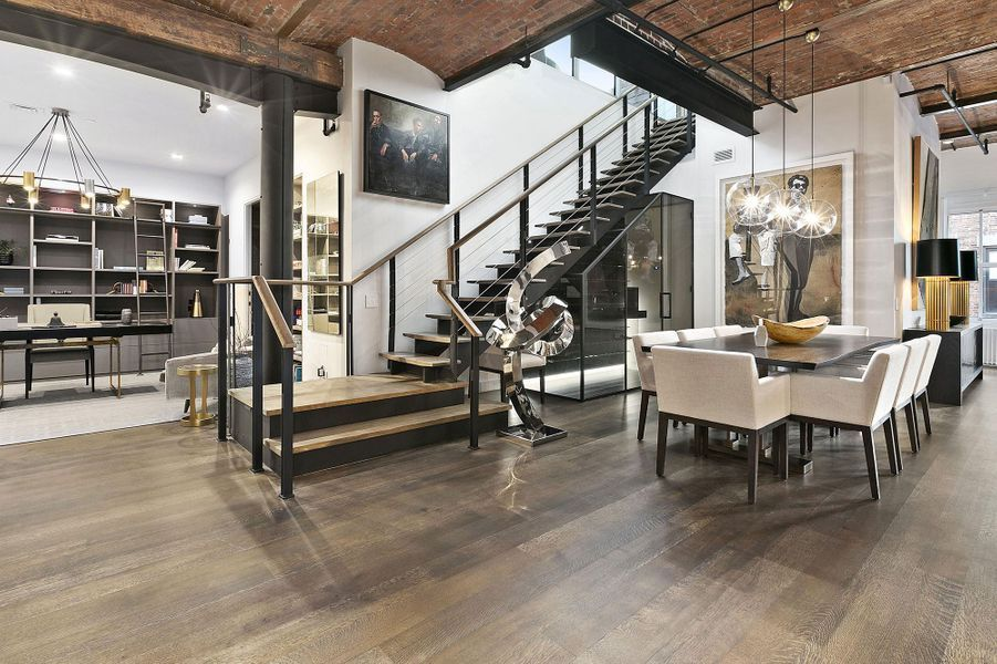 Bella Hadid a dépensé 6,1 millions de dollars en fin d'année 2019 pour acquérir ce penthouse situé dans le quartier de Soho à New York