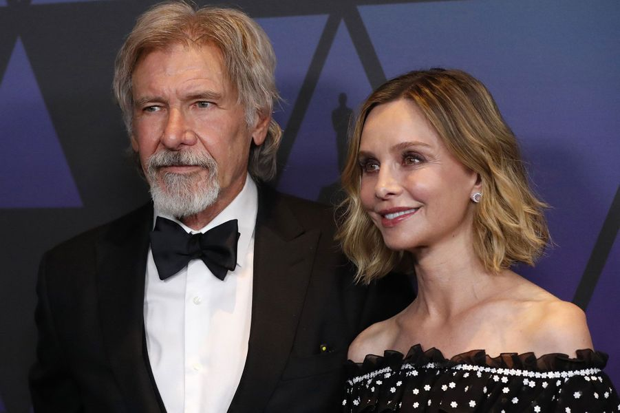 Harrison Ford etCalista Flockhart