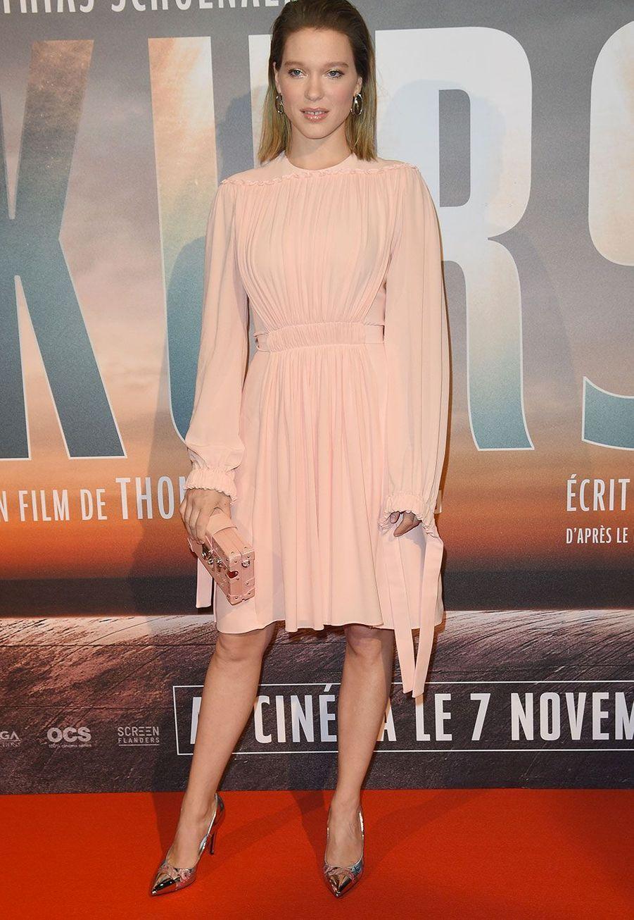 """Léa Seydoux à la première de """"Kursk"""""""
