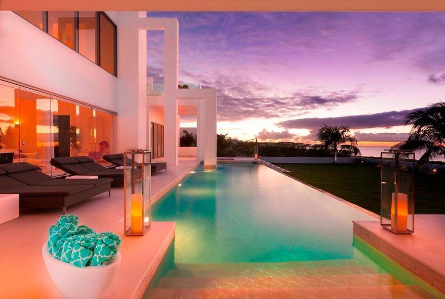 La villa louée par LeBron James pour 75 000 dollars par semaine