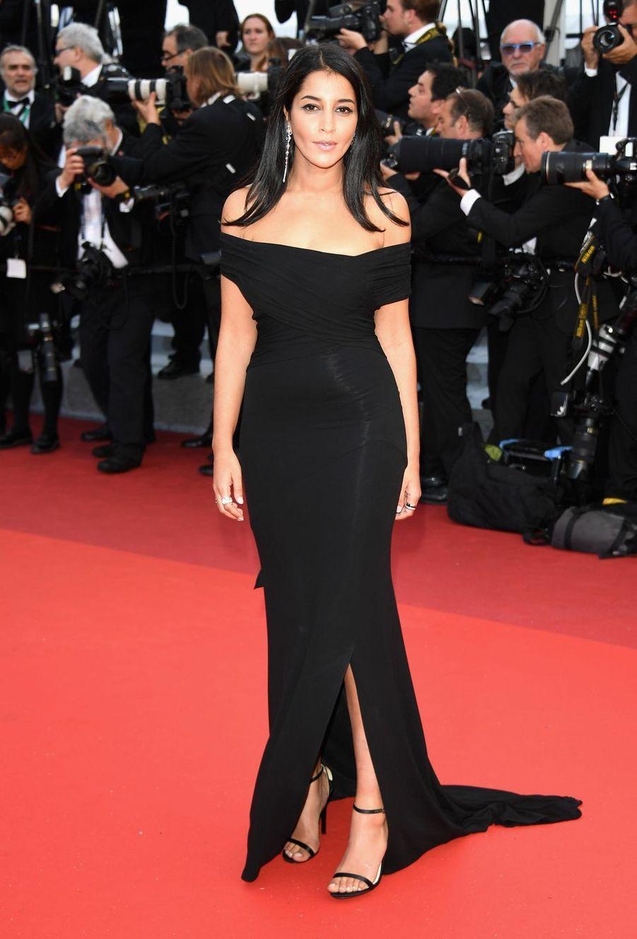 Leïla Bekhti à Cannes en Mai 2011.