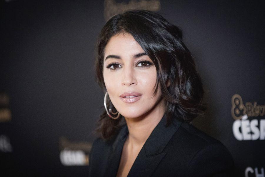 Leïla Bekhti à Paris le14 Janvier 2019