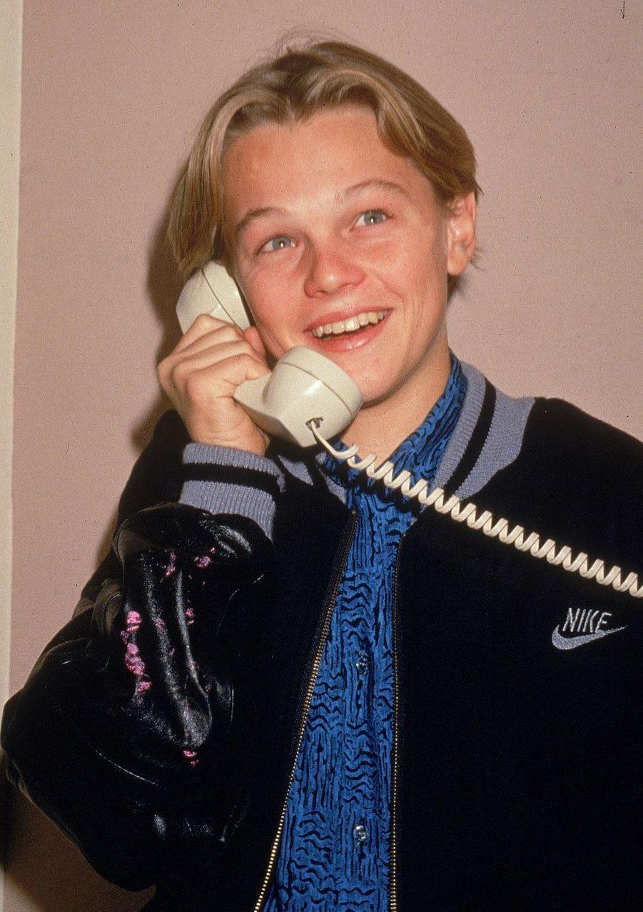 L'acteur en 1989.