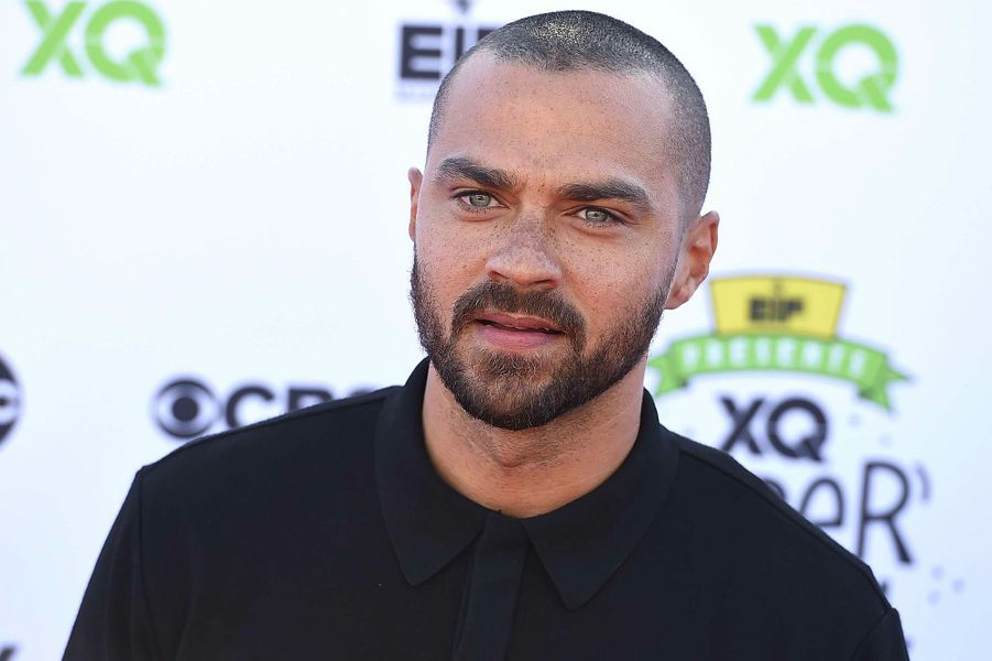Jesse Williams (Santa Monica, 8 septembre 2017)