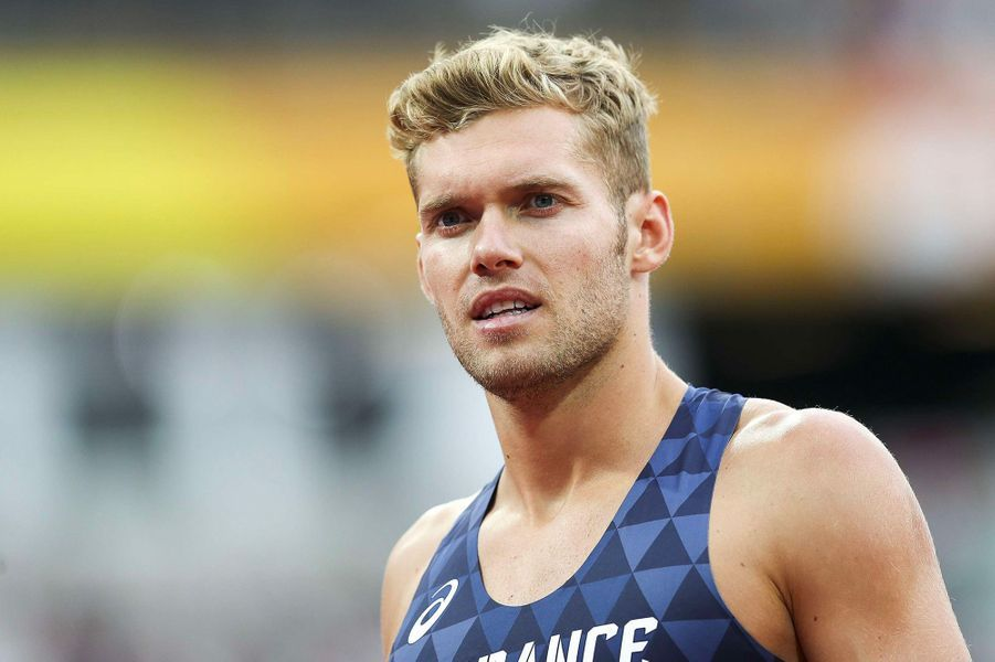 Kevin Mayer (Londres, 11 août 2017)
