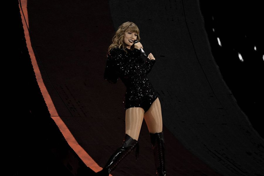 4 - Taylor Swift avec 63,5 millions de dollars
