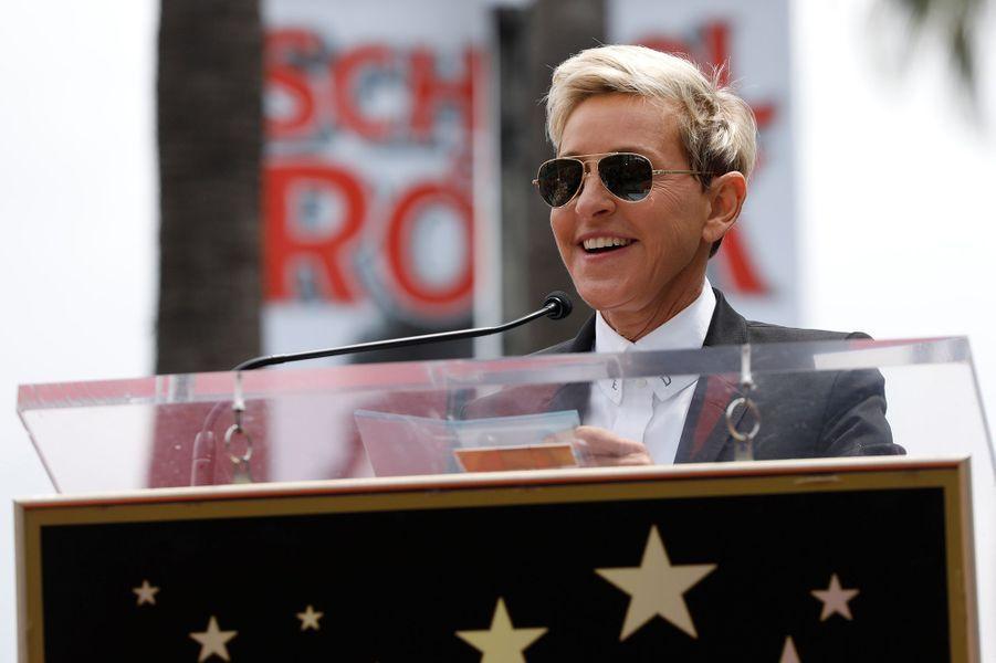 22 -Ellen DeGeneres, 80,5 millions de dollars