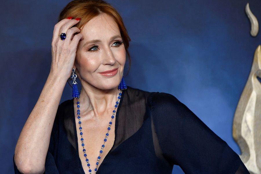 12 -JK Rowling, 92 millions de dollars