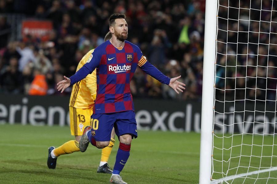 3 -Lionel Messi, 127 millions de dollars