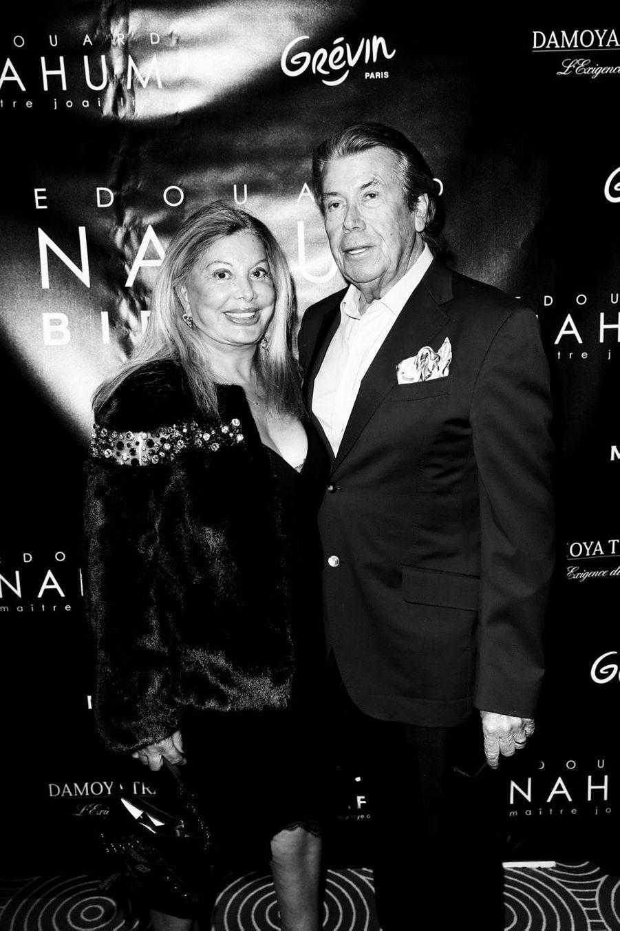 Olivia et Philippe Valère.