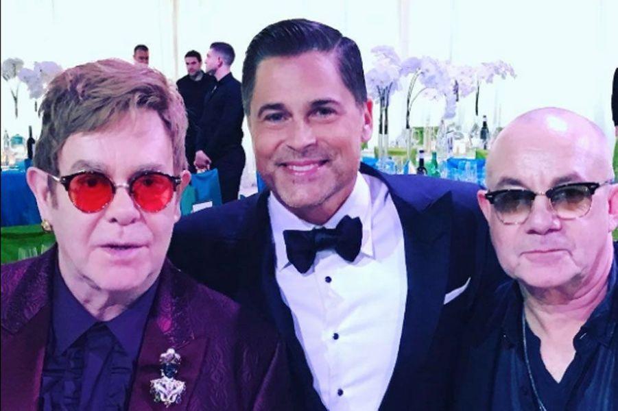Les 70 ans d'Elton John en images