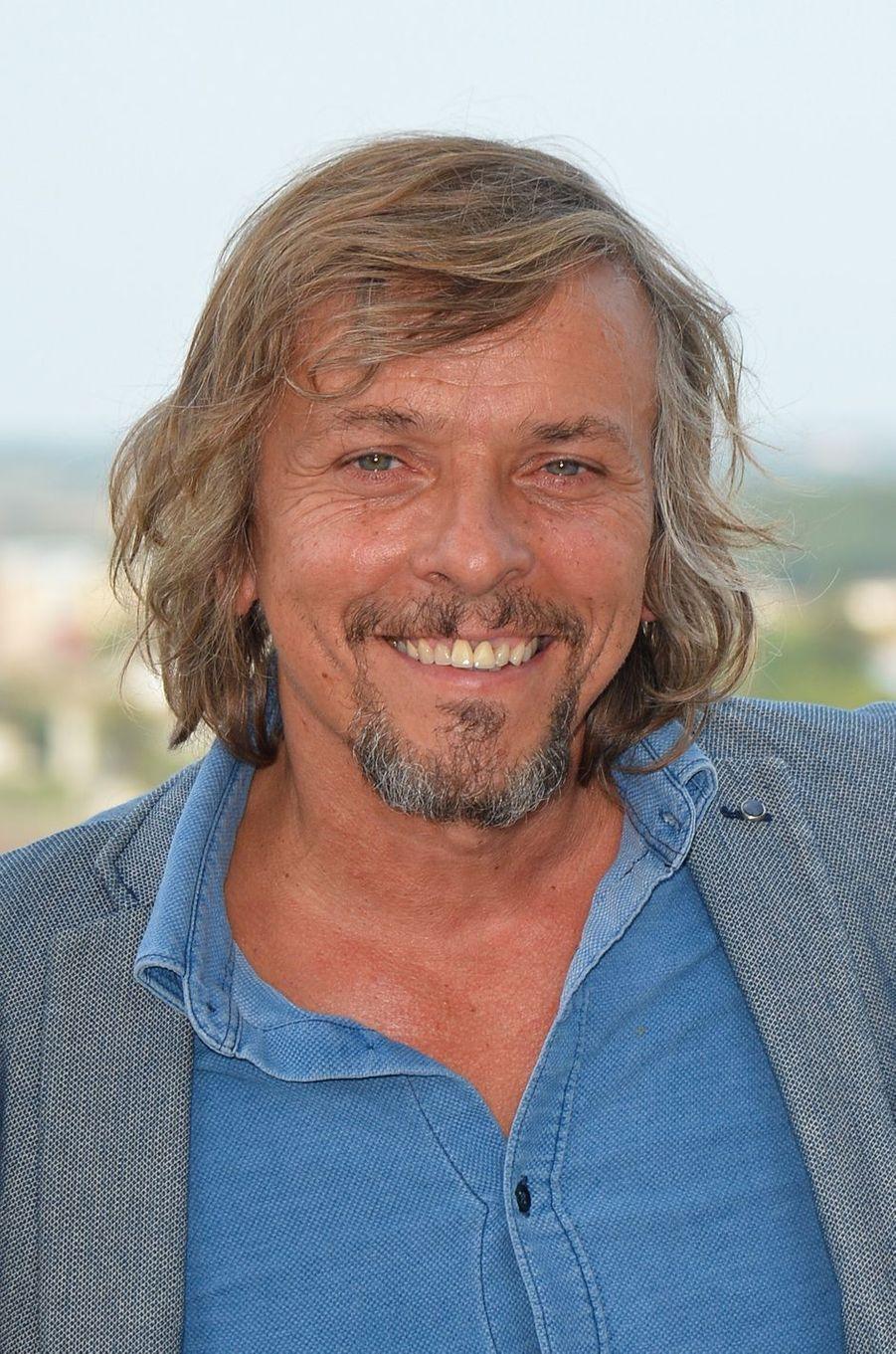 Pascal Demolonau festival du film francophone d'Angoulême, le 24 août 2017.