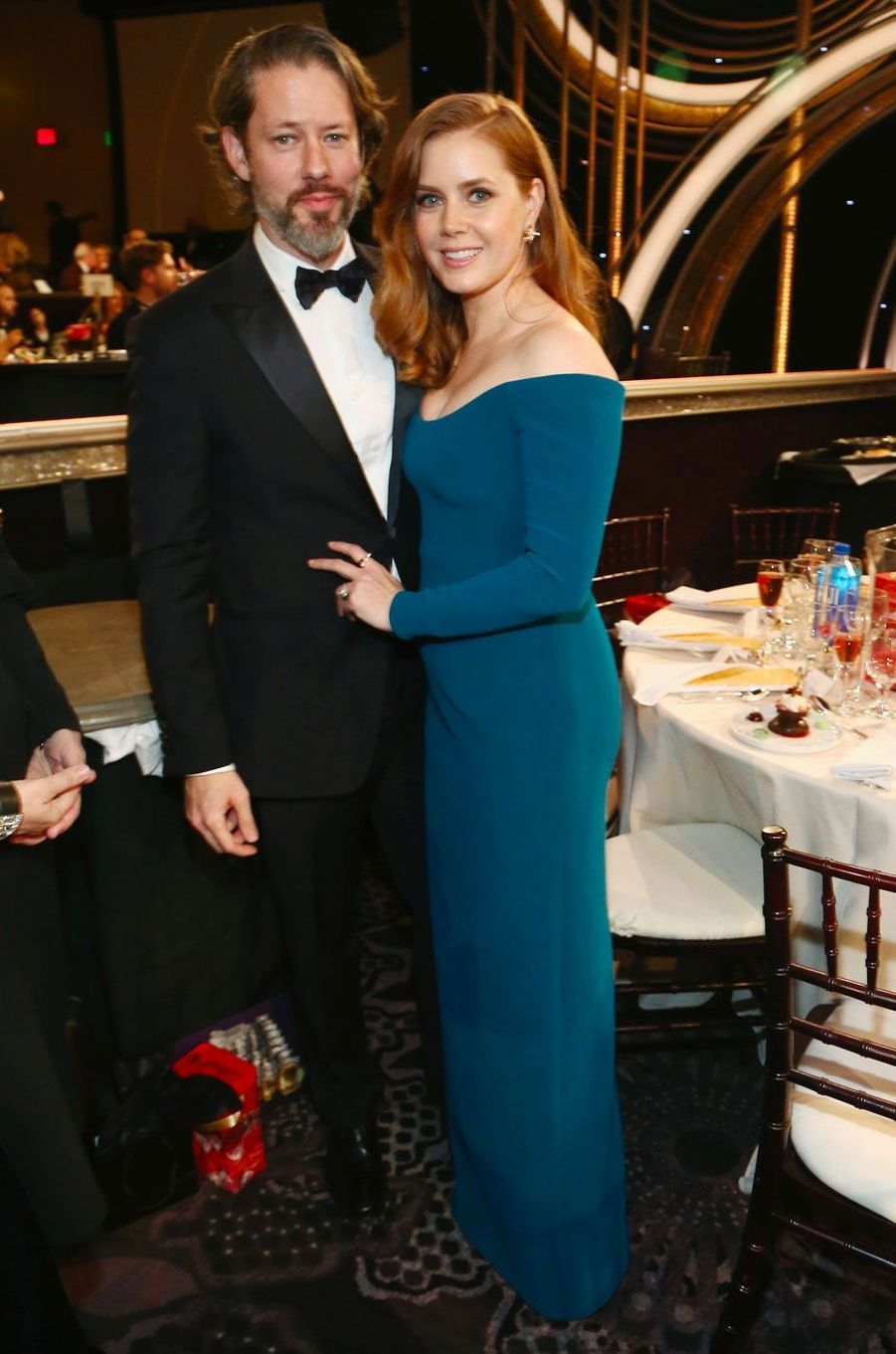 Darren Le Gallo et Amy Adams