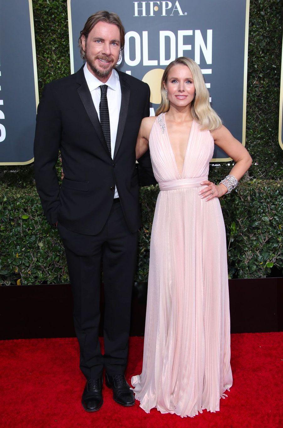 Dax Shepard et Kristen Bell