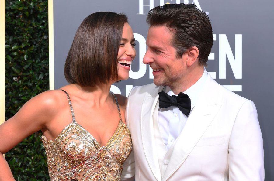Irina Shayk et Bradley Cooper