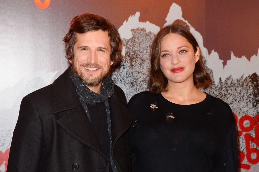Guillaume Canet et Marion Cotillard ont accueilli la petite Louise en mars 2017.