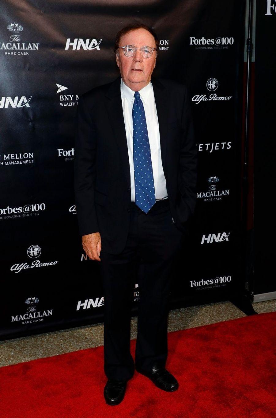 15 - James Patterson, 80 millions de dollars