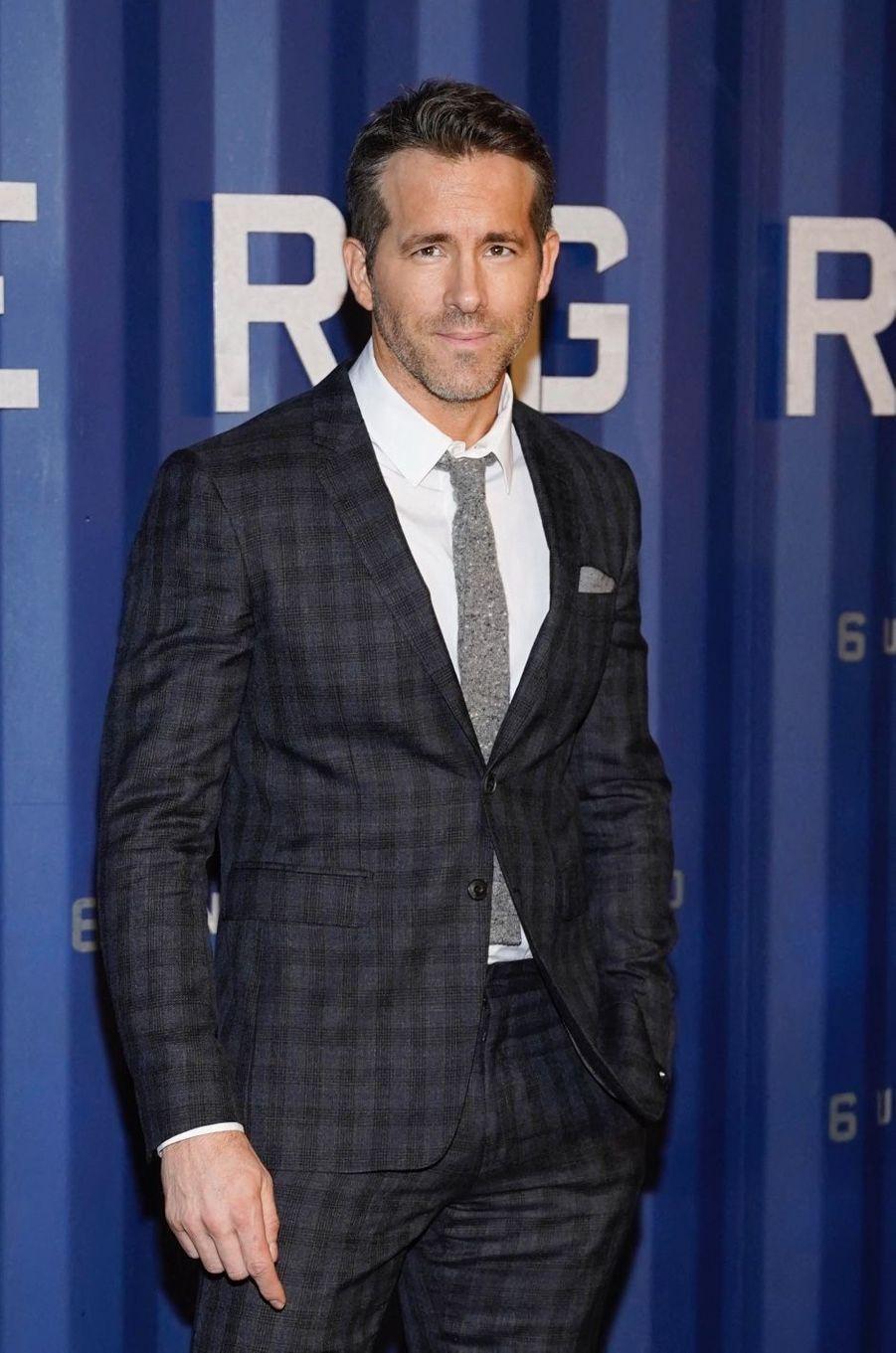 18 - Ryan Reynolds, 71,5 millions de dollars.
