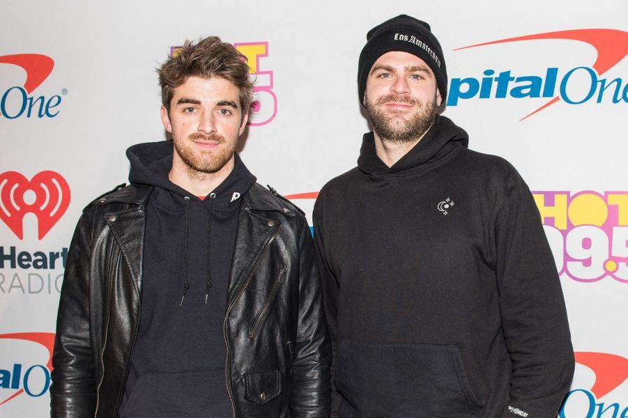 21 - The Chainsmokers, 68 millions de dollars.