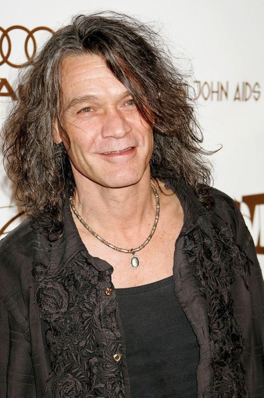 Tendances monde (10e) : Eddie Van Halen figure dans le Top 10 des personnalités disparues les plus recherchées sur Google en 2020