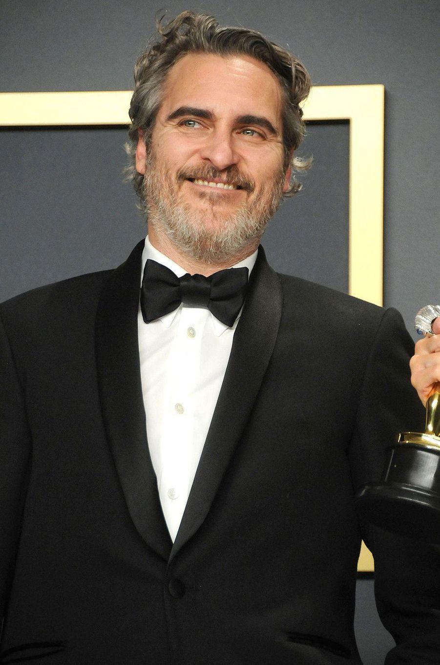 Tendances monde : Joaquin Phoenix est 2e dans le Top 10 des acteurs les plus recherchés sur Google en 2020