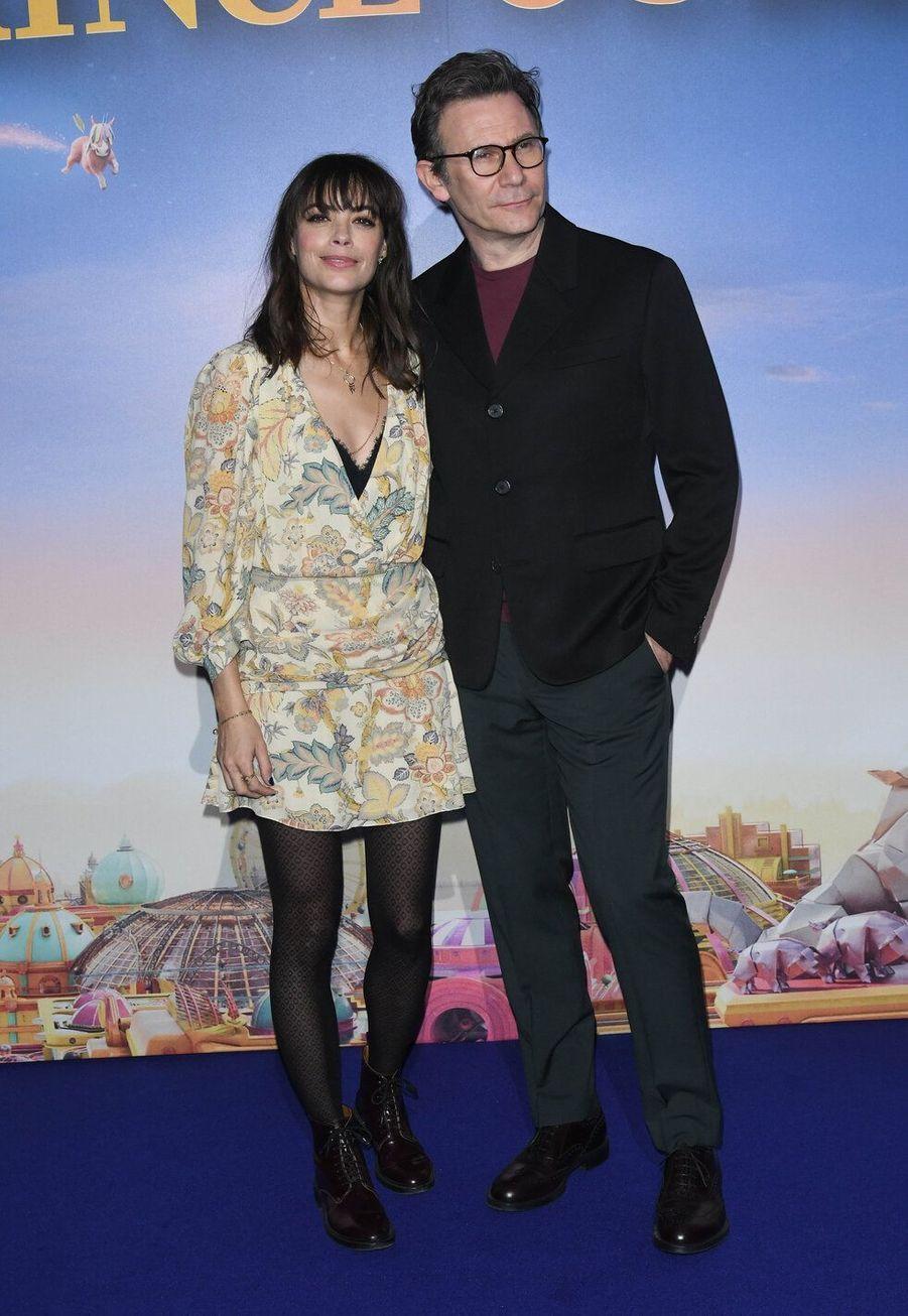 Michel Hazanavicius et Bérénice Bejo, en couple depuis 2006, ont 9 ans de différence d'âge.