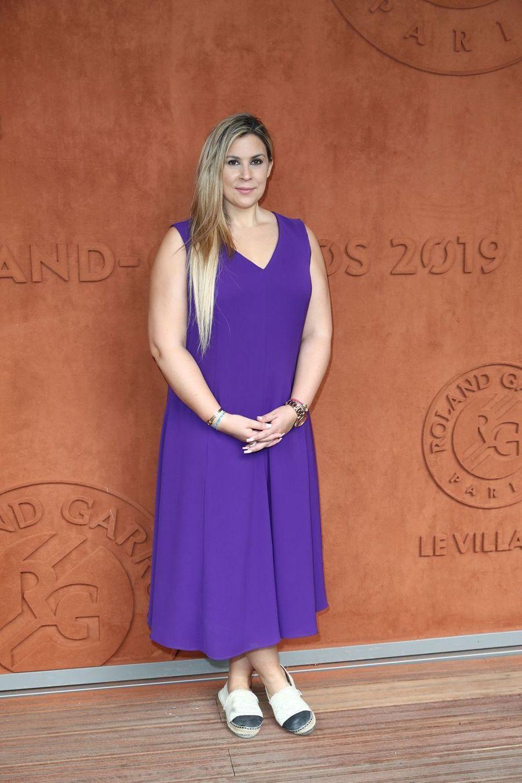 Marion Bartolià Roland-Garros le 30 mai 2019