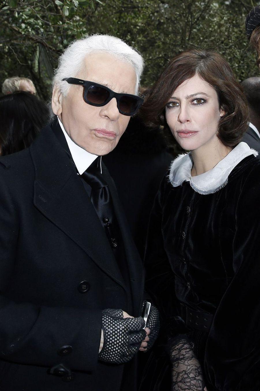 AvecAnna Mouglalis en 2013