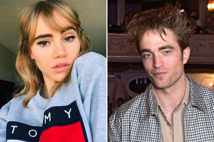 Robert Pattinson et Suki Waterhouse