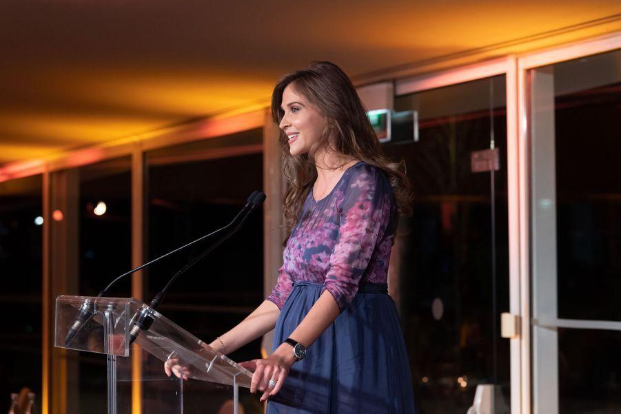 Ophélie Meunier à Paris le 20 mars 2019