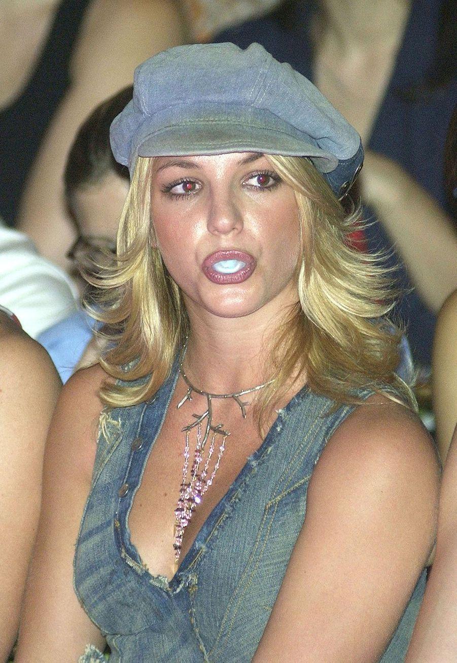Un chewing-gum de Britney Spears récupéré après l'un de ses concerts à Toronto a été vendu sur eBay pour 14 000 dollars en septembre 2004.