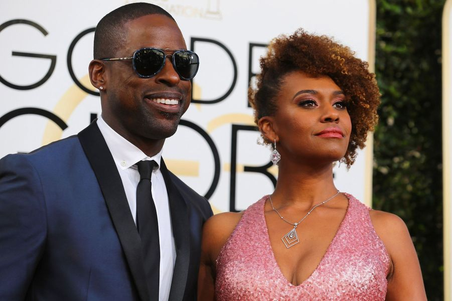 Ryan Michelle Bathe et Sterling K. Brown