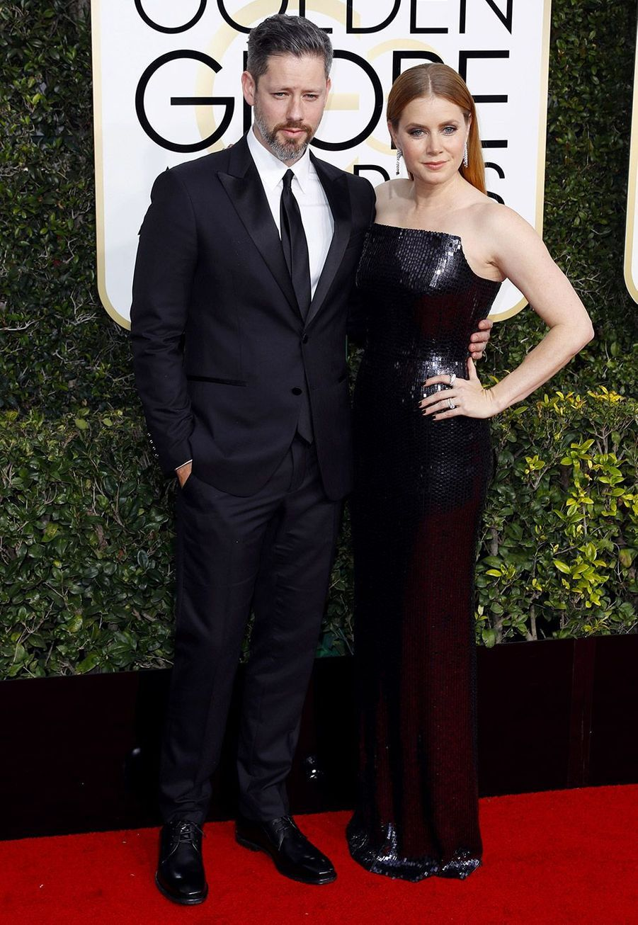 Amy Adams et Darren Le Gallo
