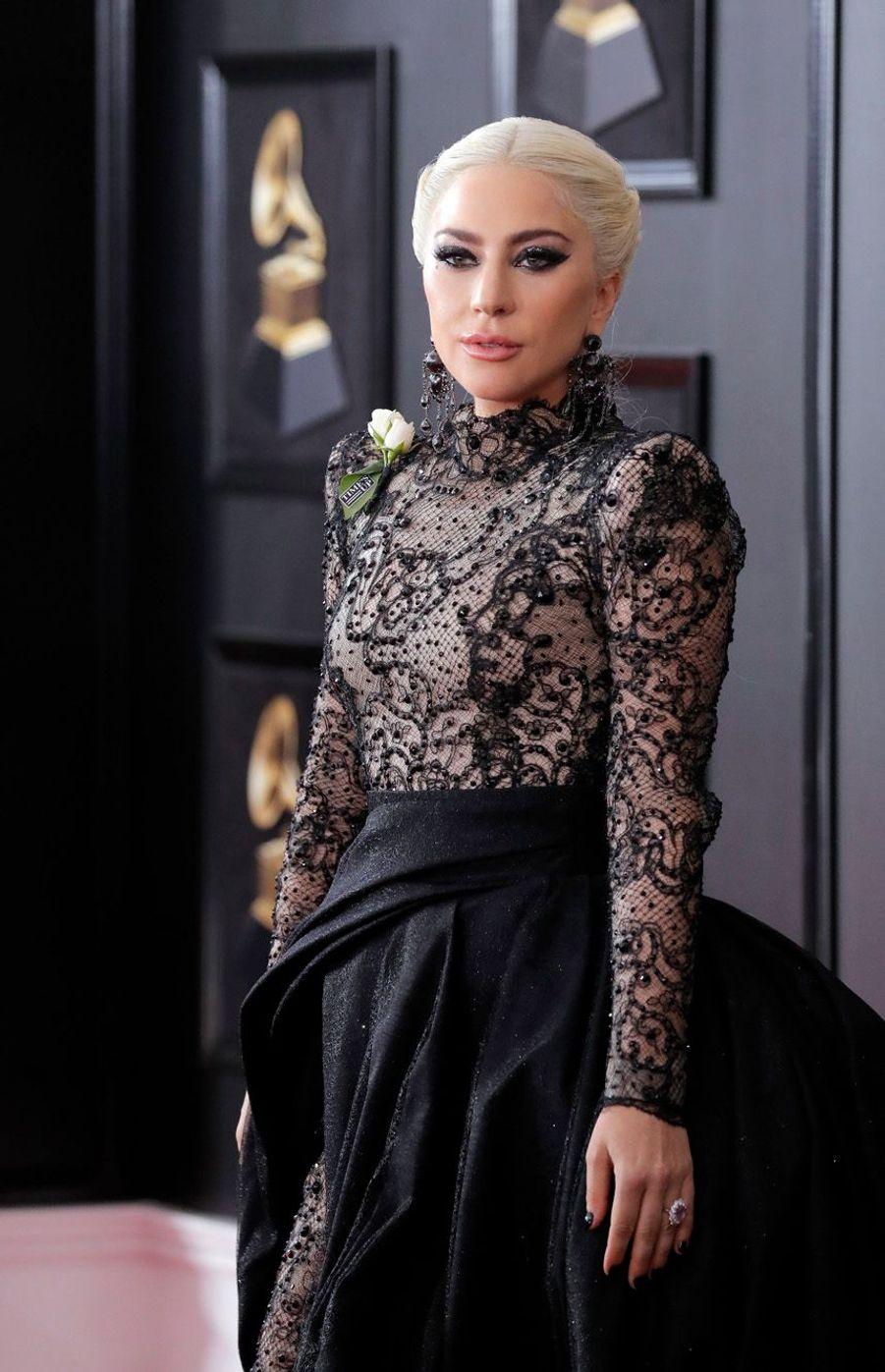 Top look : Lady Gaga