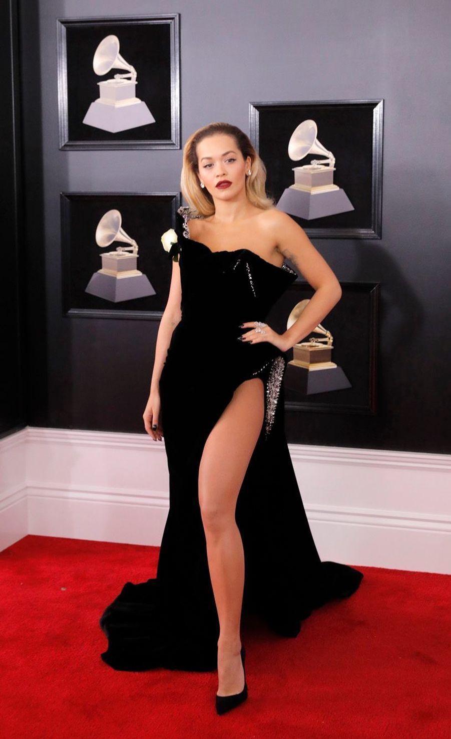 Top look : Rita Ora