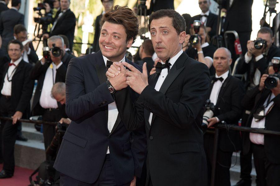 Kev Adams et Gad Elmaleh : quand l'humour mène à l'amitié. Amis depuis une dizaine d'années, ils avaient dévoilé en 2016 leur spectacle commun «Tout est possible».