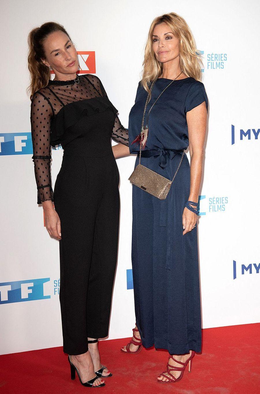 Vanessa Demouy et Ingrid Chauvin : les reines de «Demain nous appartient». «Il s'est passé quelque chose de spécial avec Ingrid. Non seulement on a adoré travailler ensemble, mais on a aussi jeté les bases d'une solide amitié», confiait la première à «Télé Star» en février 2020.