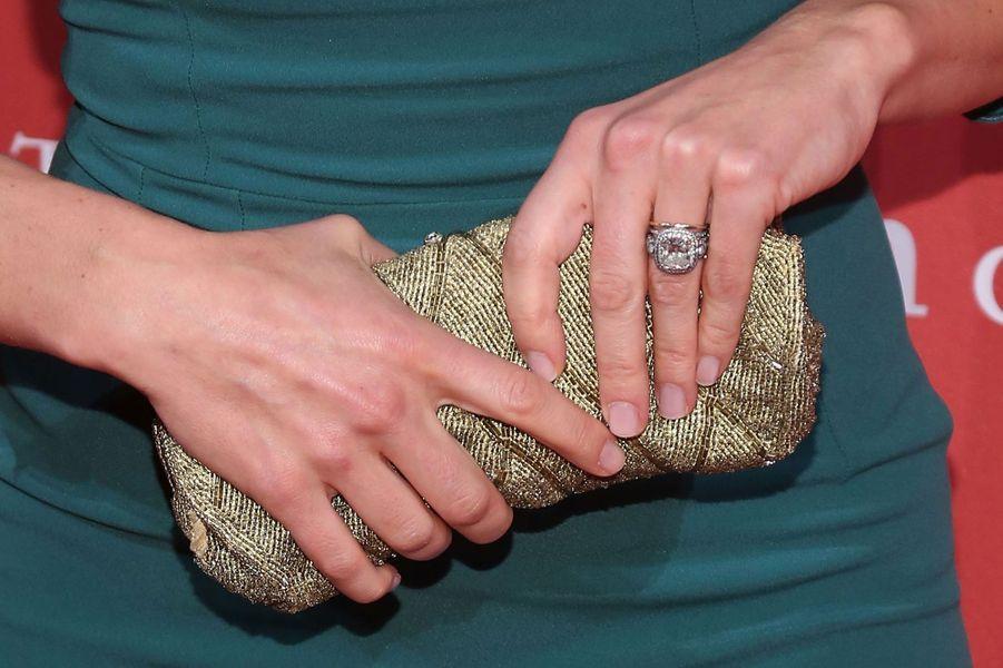 joli design extrêmement unique prix spécial pour Les plus belles bagues de fiançailles des stars
