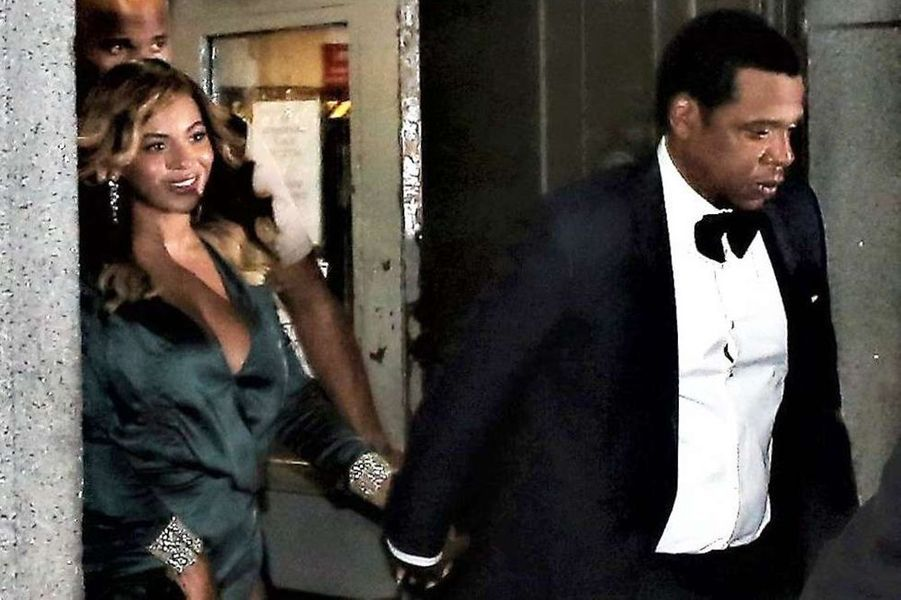 Beyoncé et Jay Z.