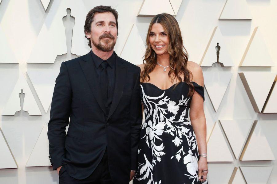 Christian Bale et Sandra Blazic