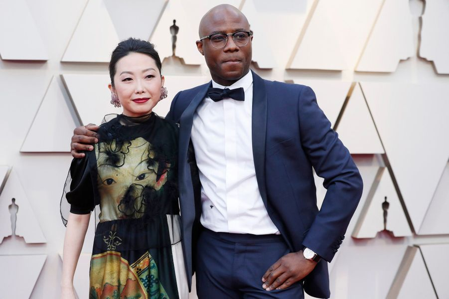 Lulu Wang et Barry Jenkins