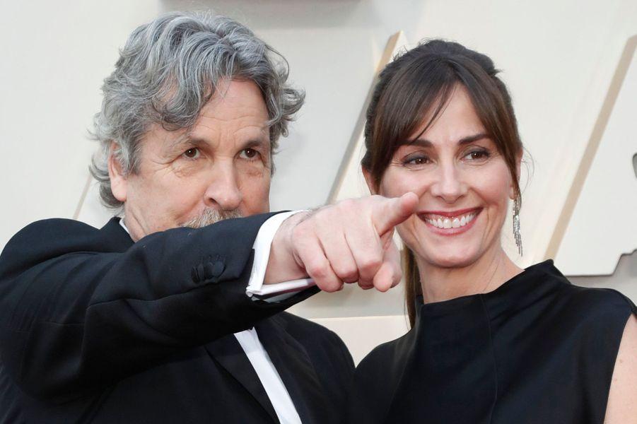 Peter Farelly et sa femme