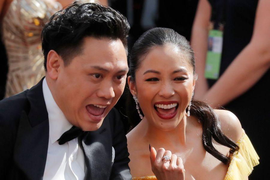 John M. Chu et Constance Wu