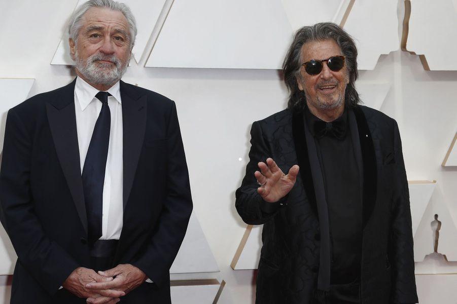Robert de Niro et Al Pacino